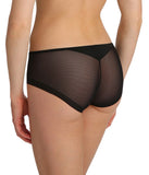 Marie Jo 'Undertones' (Black) Hotpants - Sandra Dee - Model Shot - Rear
