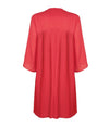 Maryan Mehlhorn 'Cover Up' (Grenadine) Poncho (Tunic) - Sandra Dee - Product Shot - Rear