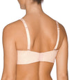 PrimaDonna Twist 'I Do' (Silky Tan) Strapless Bra EFG - Sandra Dee - Model Shot - Rear