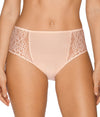 PrimaDonna Twist 'I Do' (Silky Tan) Full Brief - Sandra Dee - Model Shot - Front