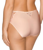 PrimaDonna Twist 'I Do' (Silky Tan) Full Brief - Sandra Dee - Model Shot - Rear