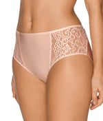 PrimaDonna Twist 'I Do' (Silky Tan) Full Brief - Sandra Dee - Model Shot - Side
