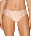 PrimaDonna Twist 'I Do' (Silky Tan) Italian Brief - Sandra Dee - Model Shot - Front