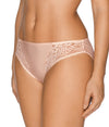 PrimaDonna Twist 'I Do' (Silky Tan) Italian Brief - Sandra Dee - Model Shot - Side