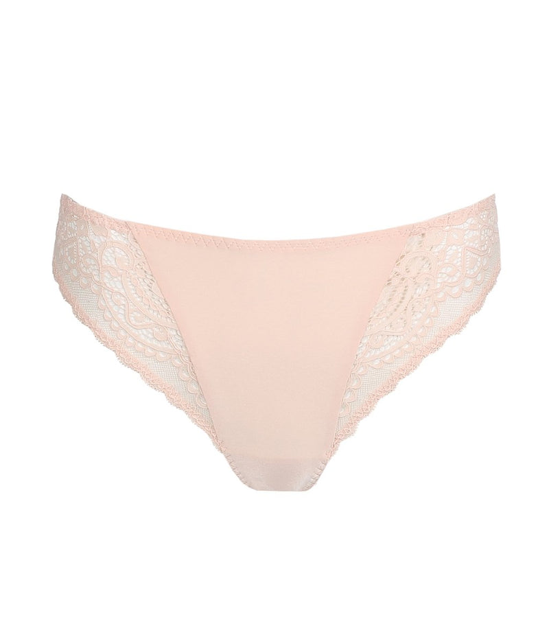 PrimaDonna Twist 'I Do' (Silky Tan) Italian Brief - Sandra Dee - Product Shot - Front