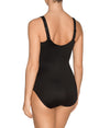 PrimaDonna 'Deauville' (Black) Body - Sandra Dee - Model Shot - Rear