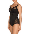 PrimaDonna 'Deauville' (Black) Body - Sandra Dee - Model Shot - Side
