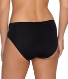 PrimaDonna 'Deauville' (Black) Full Brief - Sandra Dee - Model Shot - Rear