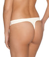 PrimaDonna 'Deauville' (Natural) Thong - Sandra Dee - Model Shot - Rear