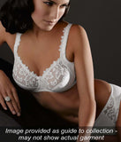 PrimaDonna 'Deauville' (White) Full Cup Bra FGHIJ - Sandra Dee - Collection Publicity Shot