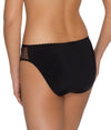 PrimaDonna 'Divine' (Black) Rio Brief - Sandra Dee - Model Shot - Rear