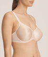PrimaDonna 'Every Woman' (Pink Blush) Seamless Full Cup Bra - Sandra Dee - Model Shot - Side