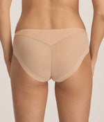 PrimaDonna 'Every Woman' (Light Tan) Rio Brief - Sandra Dee - Model Shot - Rear