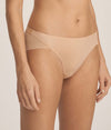 PrimaDonna 'Every Woman' (Light Tan) Rio Brief - Sandra Dee - Model Shot - Side
