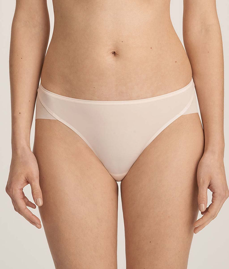 PrimaDonna 'Every Woman' (Pink Blush) Rio Brief - Sandra Dee - Model Shot - Front
