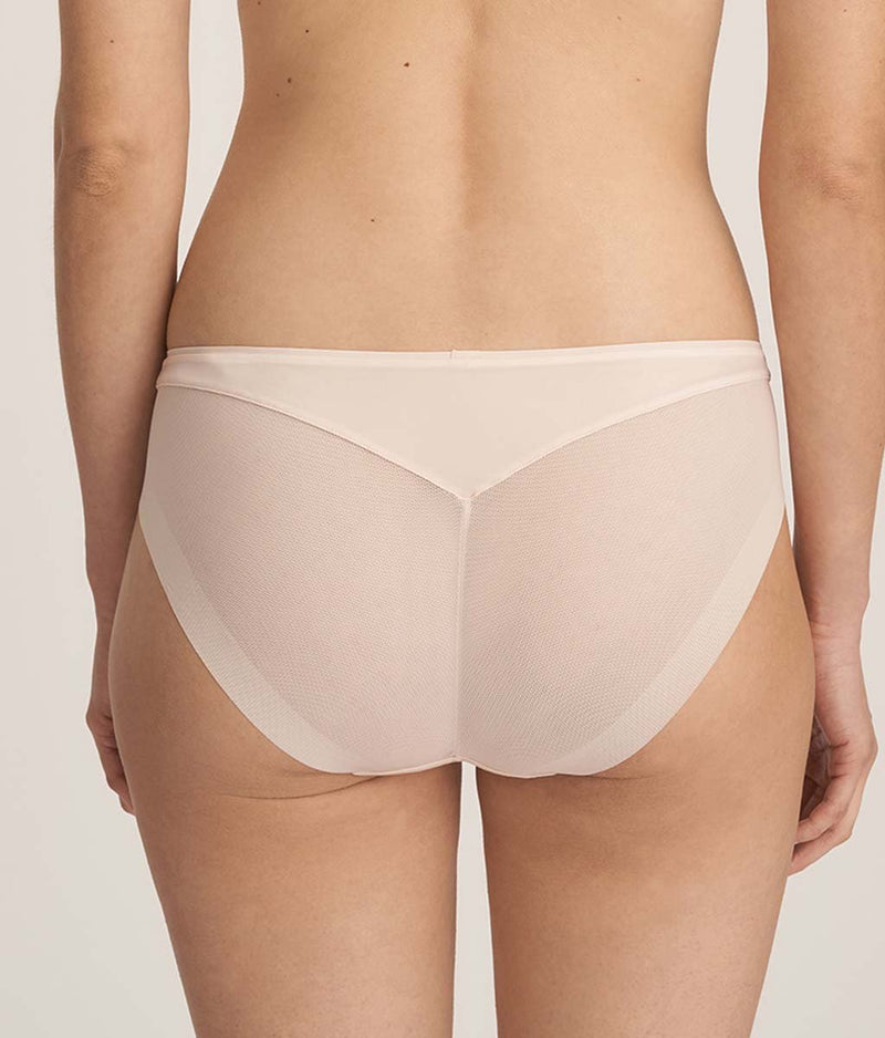 PrimaDonna 'Every Woman' (Pink Blush) Rio Brief - Sandra Dee - Model Shot - Rear