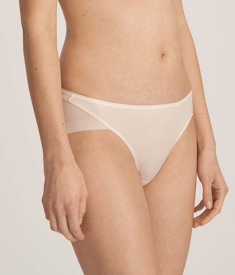 PrimaDonna 'Every Woman' (Pink Blush) Rio Brief - Sandra Dee - Model Shot - Side