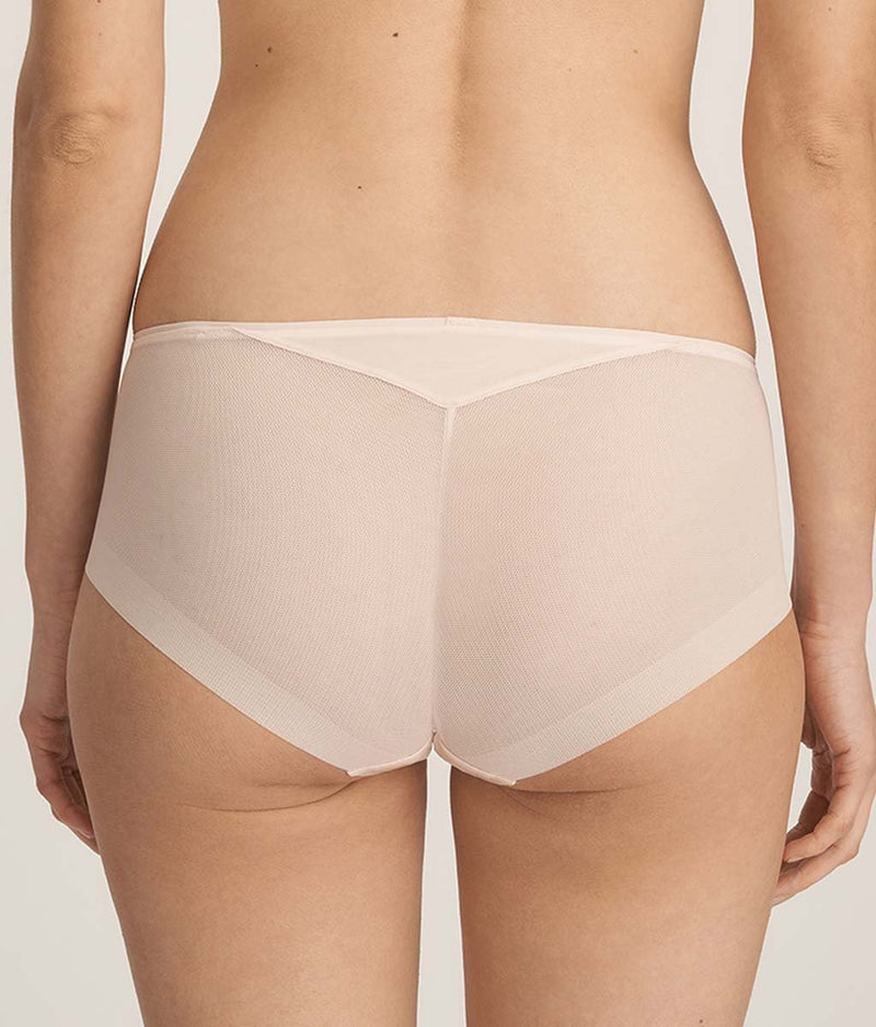 PrimaDonna 'Every Woman' (Pink Blush) Hotpants - Sandra Dee - Model Shot - Rear
