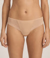 PrimaDonna 'Every Woman' (Light Tan) Thong - Sandra Dee - Model Shot - Front