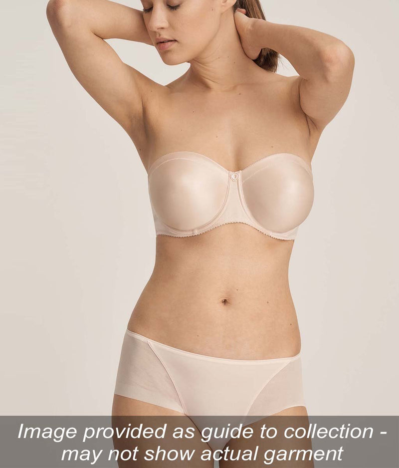 PrimaDonna 'Every Woman' (Pink Blush) Seamless Full Cup Bra - Sandra Dee - Collection Publicity Shot