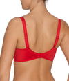 PrimaDonna 'Madison' (Scarlet) Full Cup Bra FGHI - Sandra Dee - Model Shot - Rear
