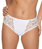 PrimaDonna 'Madison' (White) Full Brief - Sandra Dee - Model Shot - Front