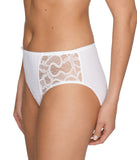 PrimaDonna 'Madison' (White) Full Brief - Sandra Dee - Model Shot - Side