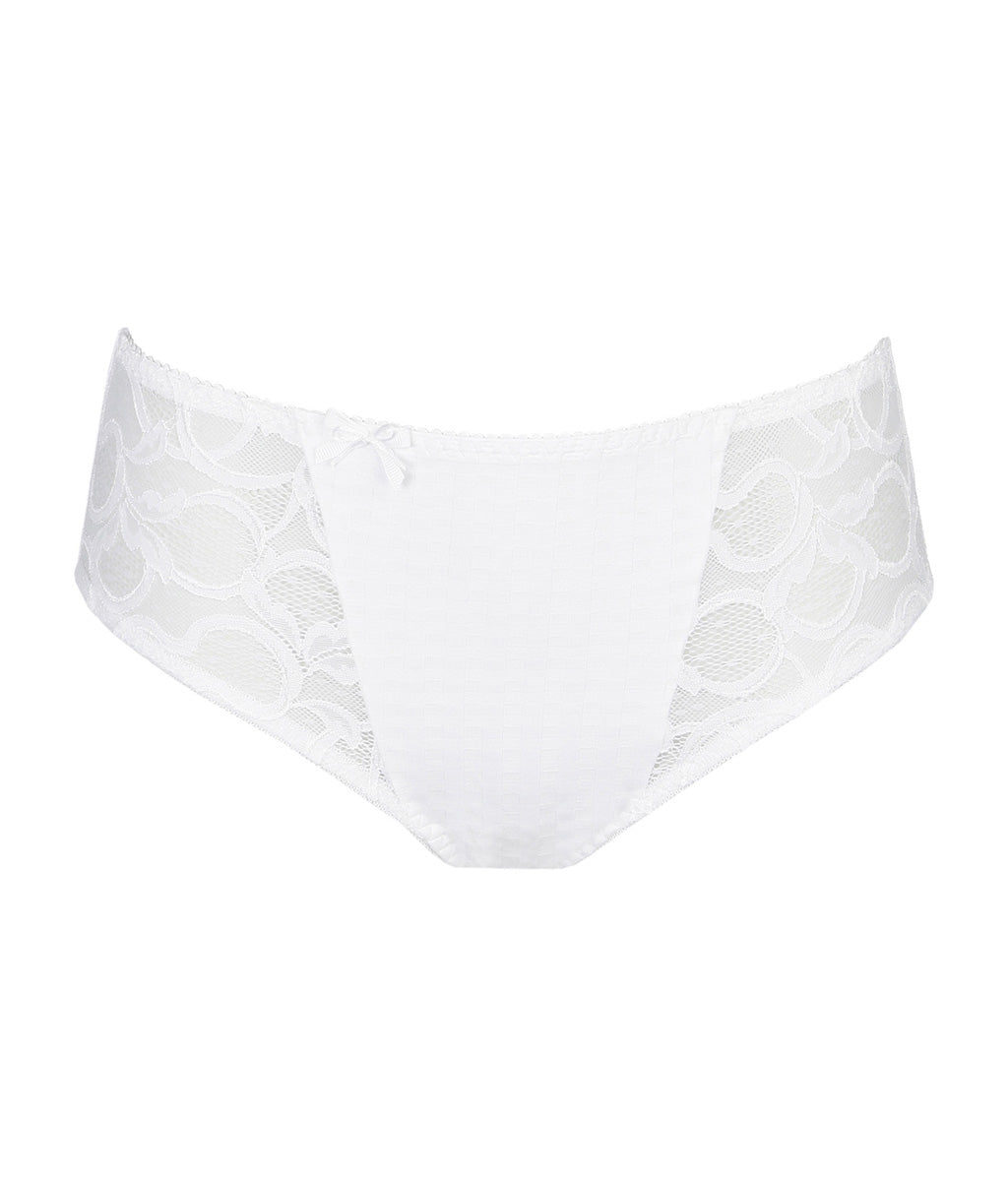 PrimaDonna 'Madison' (White) Full Brief - Sandra Dee - Product Shot - Front