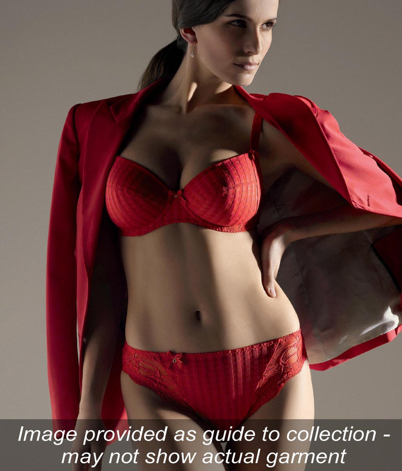 PrimaDonna 'Madison' (Scarlet) Padded Bra (Smooth Cup) EFG - Sandra Dee - Collection Publicity Shot