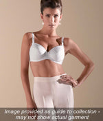 PrimaDonna 'Madison' (White) Rio Brief - Sandra Dee - Collection Publicity Shot