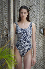 Pain de Sucre 'Farah' Racing swimsuit