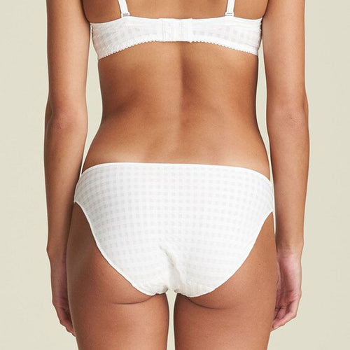 Marie Jo 'Avero' (White) Rio Brief