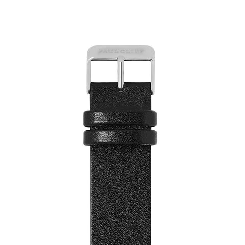 The Paul Cliff Leather strap, Black - Paul Cliff