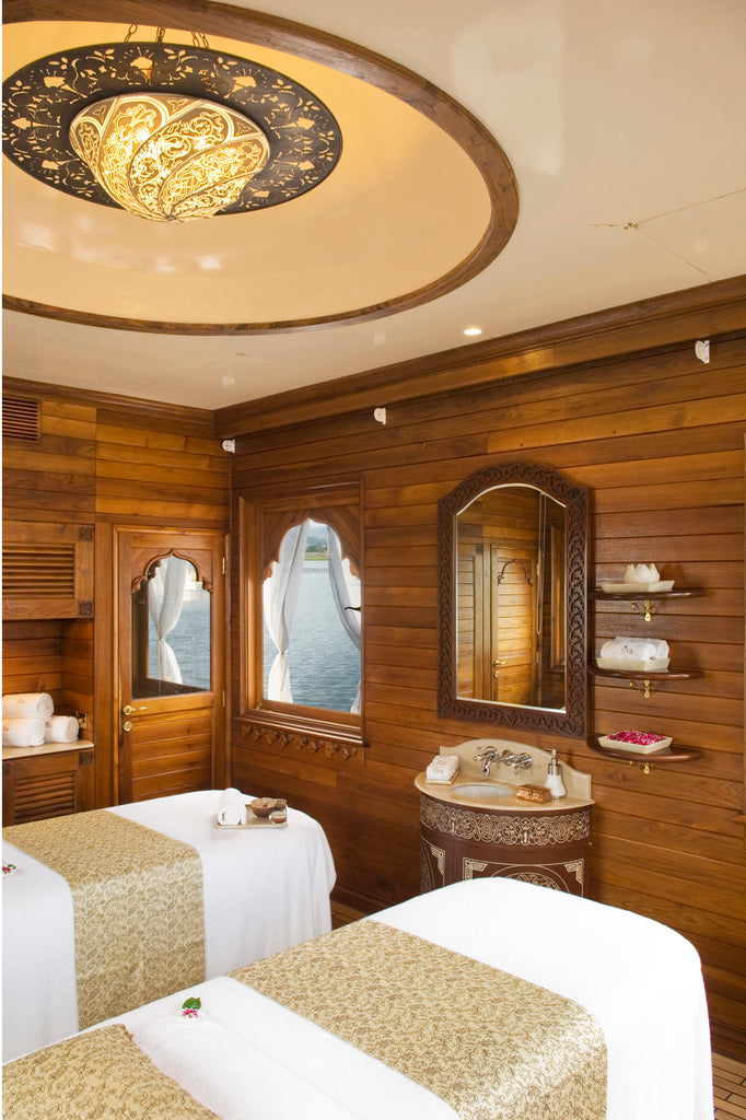Taj Lake Palace Udaipur Spa Treatment Room