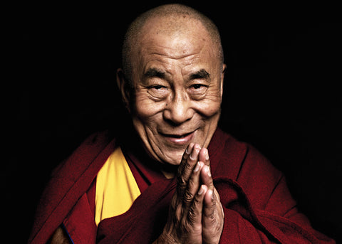 Dalai Lama - 6 Modern Spiritual Leaders Your Soul Is Searching For