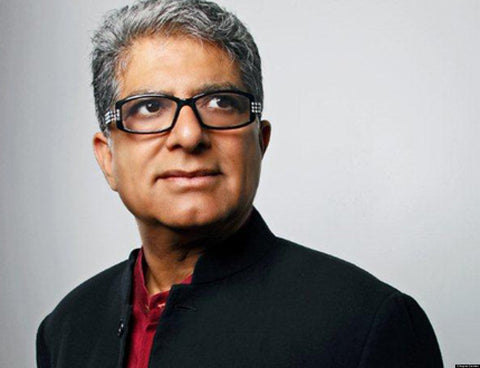 Deepak Chopra - 6 Modern Spiritual Leaders Your Soul Is Searching For