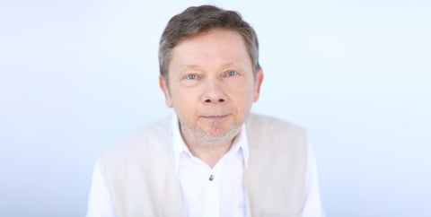 Eckhart Tolle - 6 Modern Spiritual Leaders Your Soul Is Seaching For