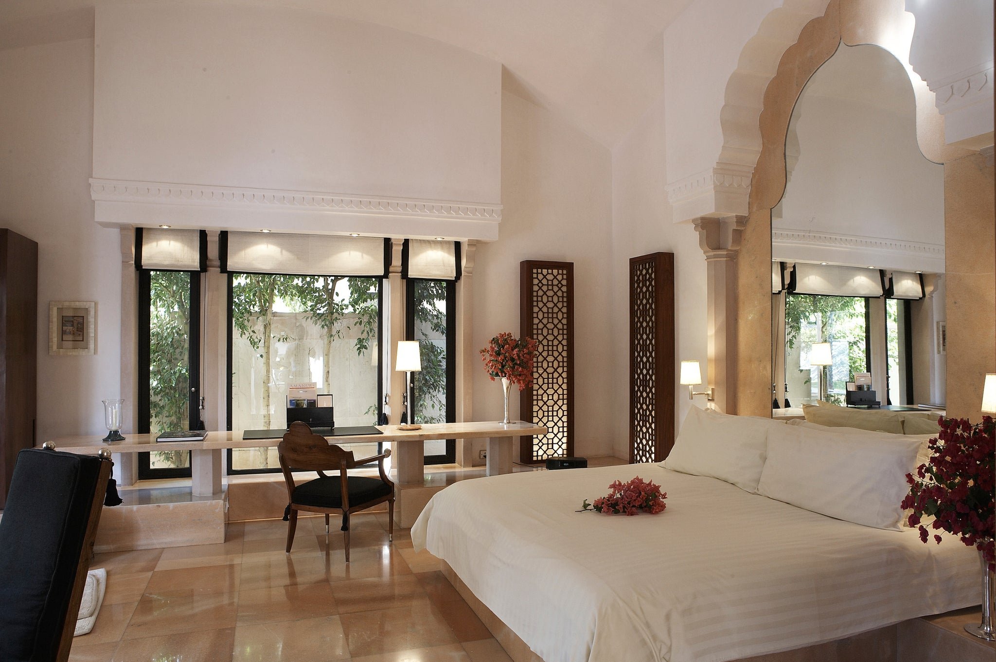 Malavara Top Luxury Ayurveda Retreats - Amanbagh, Rajasthan Room