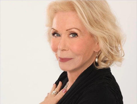 Louise Hay - 6 Modern Spiritual Leaders Your Soul Is Seaching For
