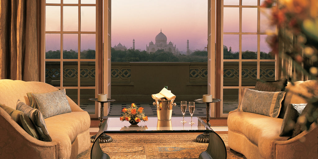 Amarvilas Agra Room with a View