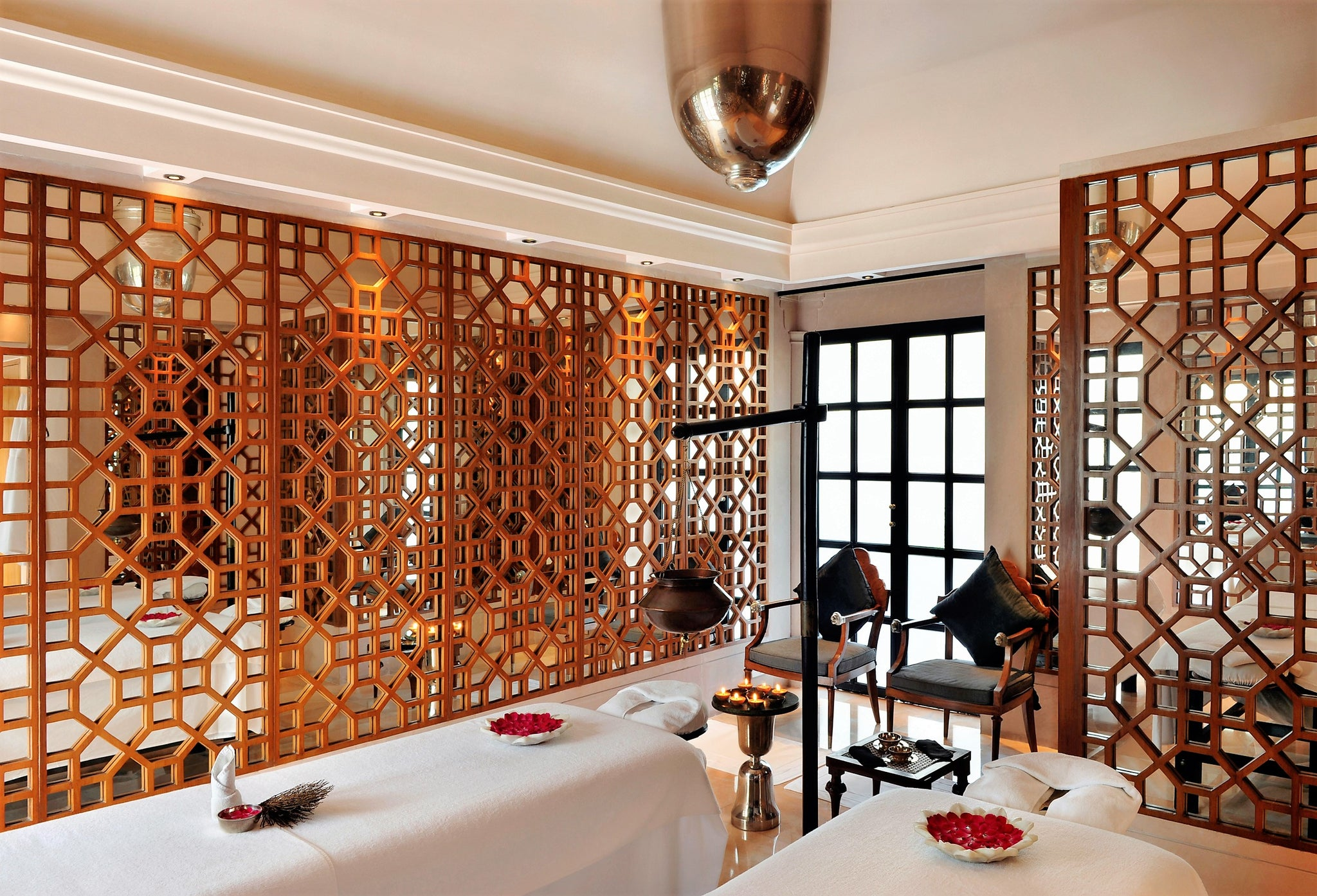 Malavara Top Luxury Ayurveda Retreats - Amanbagh, Rajasthan Spa