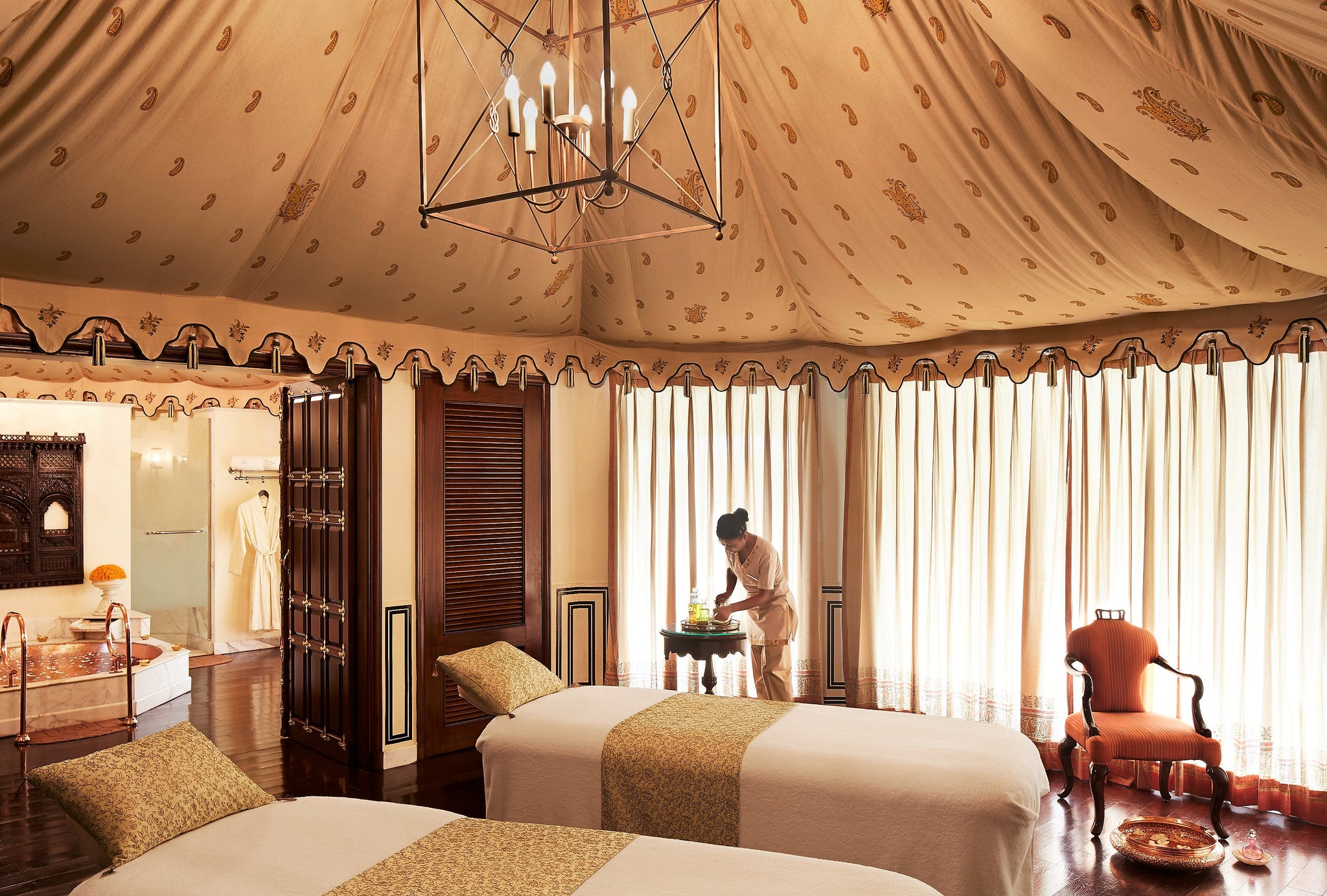 Malavara Top Luxury Ayurveda Retreats - Rambagh Palace Jiva Spa