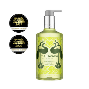 Lime Vetiver Body & Hand Wash