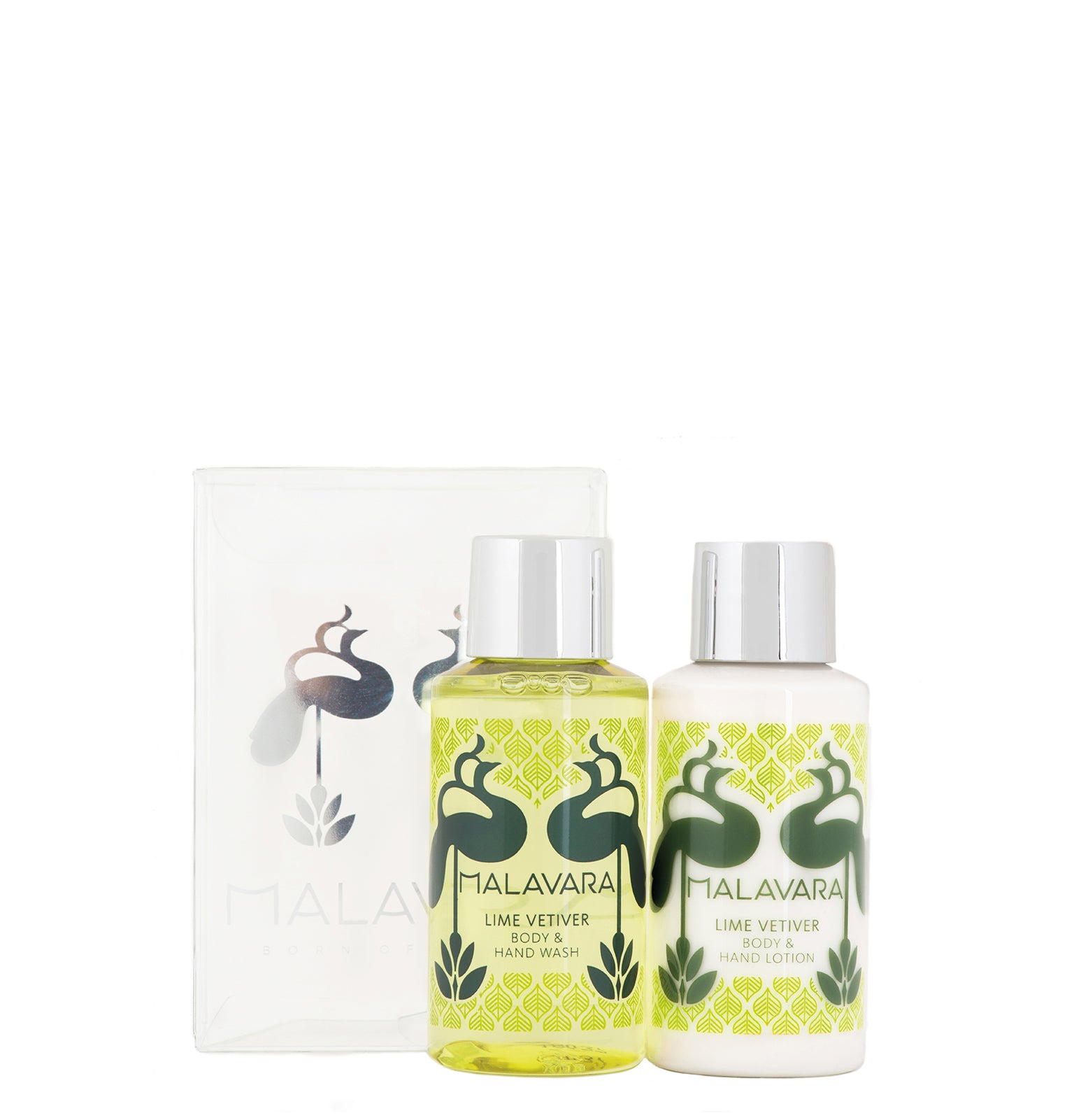 Luxurious Body and Hand Wash and Lotion Gift Set Mini
