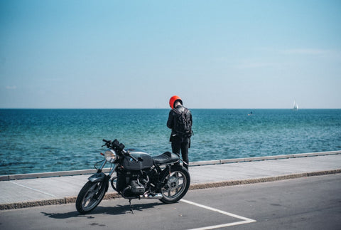 Take your motorbike abroad