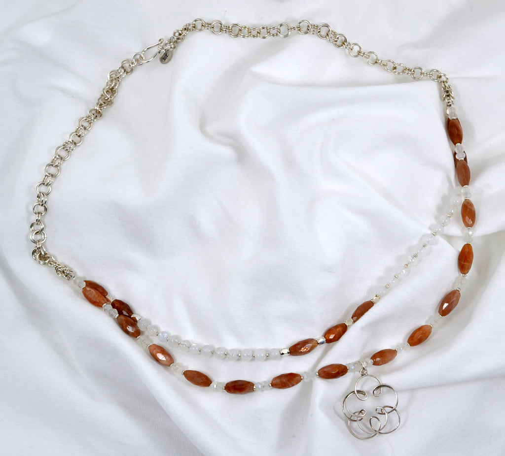 necklace gold pearl in recmmended sunstone oregon long biographie products