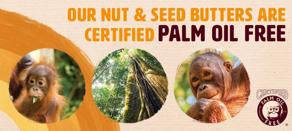 We never use Palm Oil