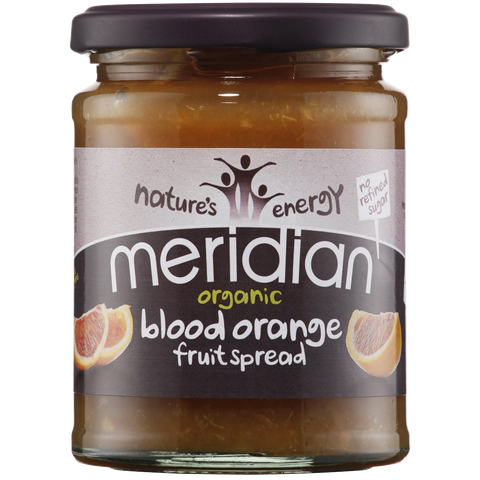 Organic Blood Orange Fruit Spread 284g