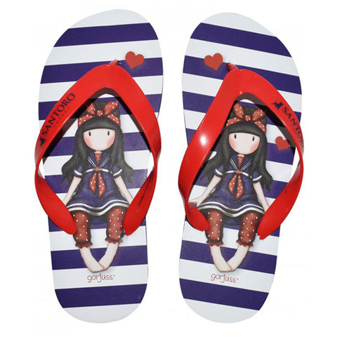 Flip-flop papucs 33-34 - Gorjuss - Little Fishes