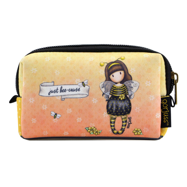 Neoprén mini neszesszer - Gorjuss - Bee-Loved